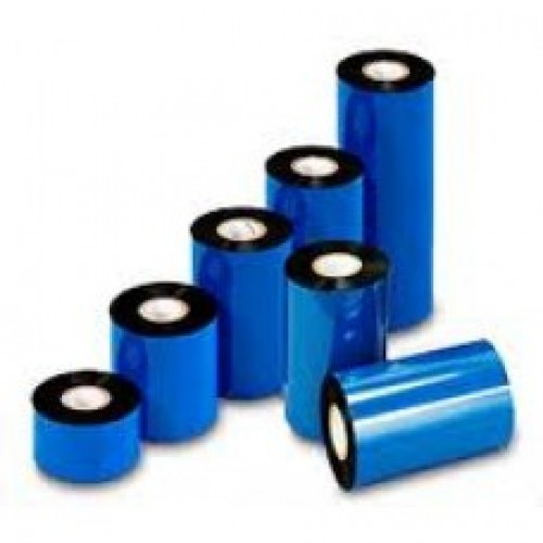 "Wax Ribbon Thermal Transfer Ribbon 90x300mtr,1"" Out,IBCW 12A"