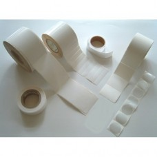 40mmX20mm Blank White Polyester Labels