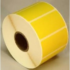 50mmX25mm Blank Polyester Label