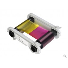 Evolis Full Panel YMCKO Ribbon, 300 images --- Zenius & Primacy Printer
