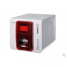 Evolis Zenius Thermal ID Card Printer - Basic Model.
