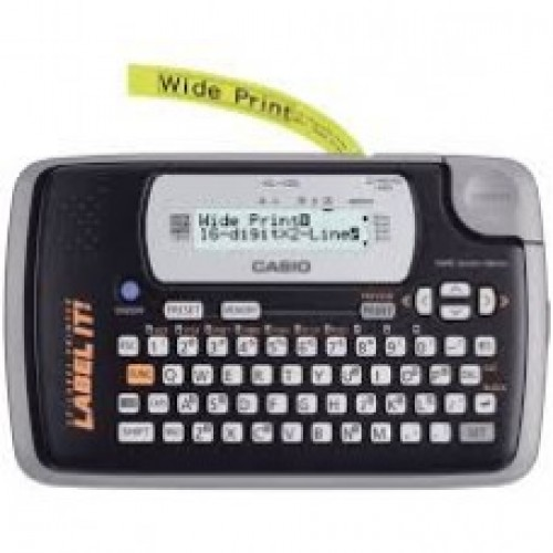 Casio-KL-120 Label Printer