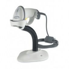 Motorola LS2208 Barcode Scanner With Stand