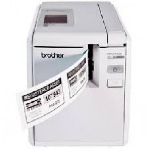 Brother PT-9700PC desktop barcode label printer