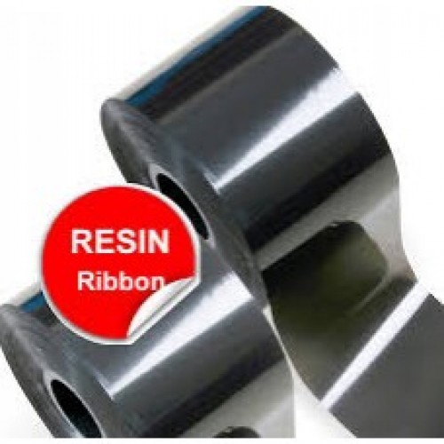 "Wax Thermal Transfer Ribbon 110mmx300mtr, 1"", Out, NK 22"