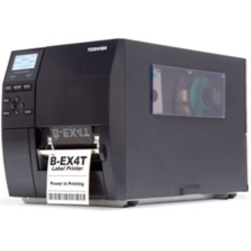 Toshiba B-EX4T1 Industrial Barcode Printer