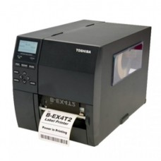 Toshiba B-EX4T2 Industrial Barcode Printer