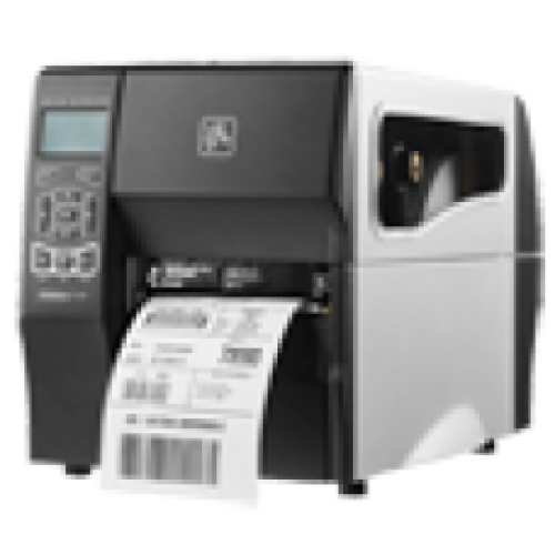 Zebra ZT 230, 203 dpi Standard Model with USB Interface - Industrial Barcode Printer