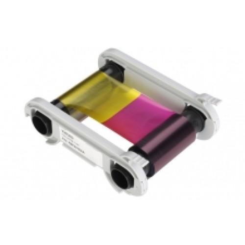 Short Panel YMCKO Ribbon for Zenius & Primacy Printer - 400 Images.