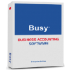 Busy Standard SD 14 Version Accounting Software