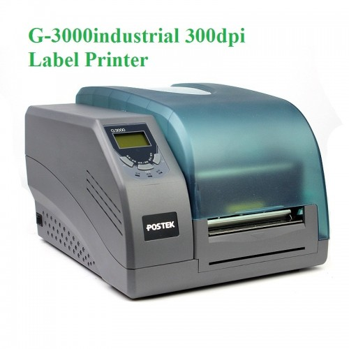 G-3000industrial 200 dpi label printer