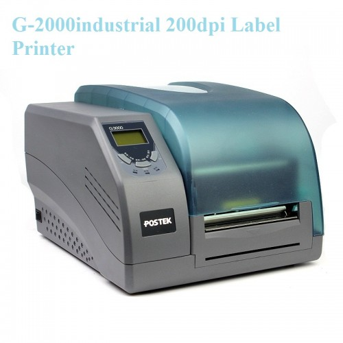 G-2000 Industrial 200 dpi Printer