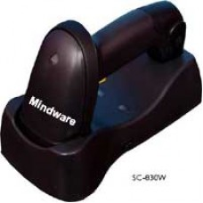 Mindware SC 830 W 1 D wireless barcode Scanner