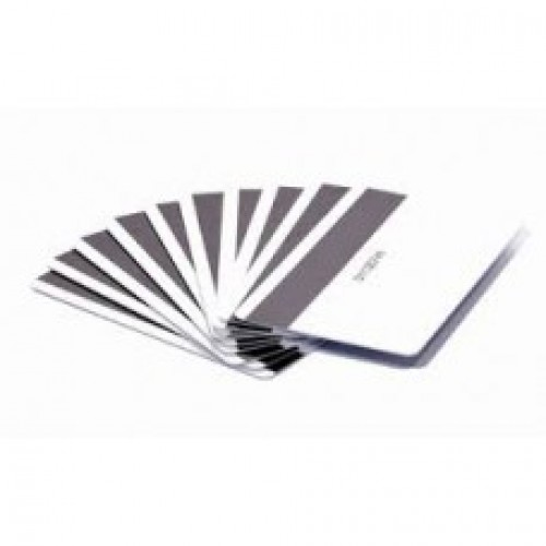 Blank Magnetic Cards, 1 Box - 1000 Pcs.