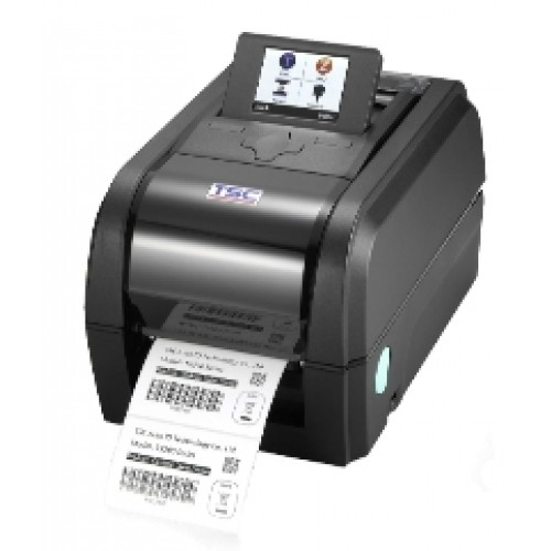 "TSC TX-200 thermal Label Printer, 203 dpi 8ips,3.5"" colour TFT display, Internal WiFi Module"