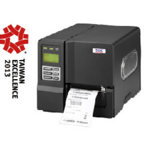 TSC ME240+LCD+INTERNAL ETHERNET+USB LABEL PRINTER