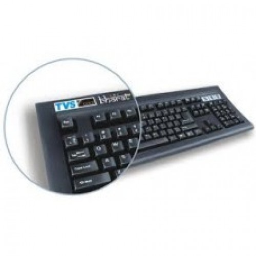 TVS-E Gold Bharat Keyboard